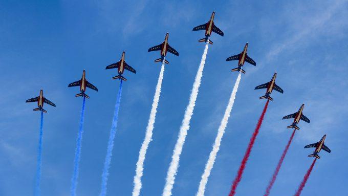Franţa: Cooperarea militară europeană, sărbătorită la defilarea din 14 iulie