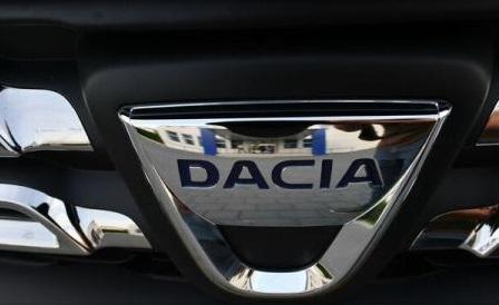 Franța: Înmatriculările de autoturisme noi marca Dacia au crescut cu aproape 12%, în octombrie