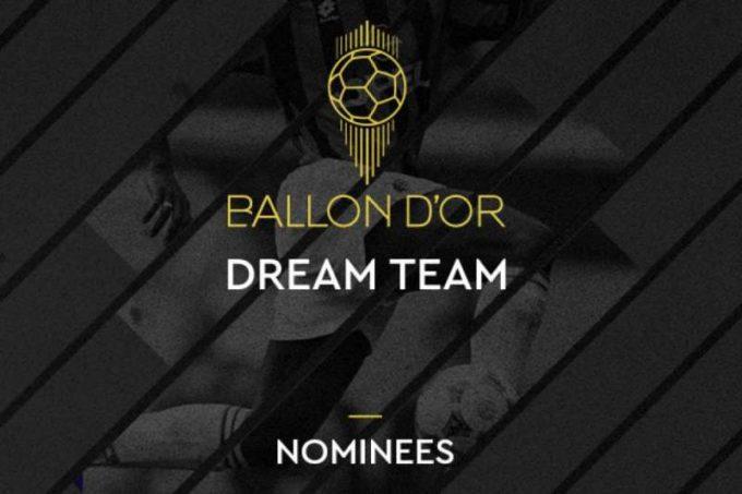 France Footbal a încheiat nominalizările pentru Dream Team, între care se regăsesc Hagi, Messi şi Ronaldo
