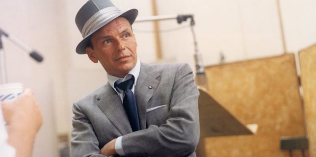 Frank Sinatra, o stea pe Hollywood Walk of Fame