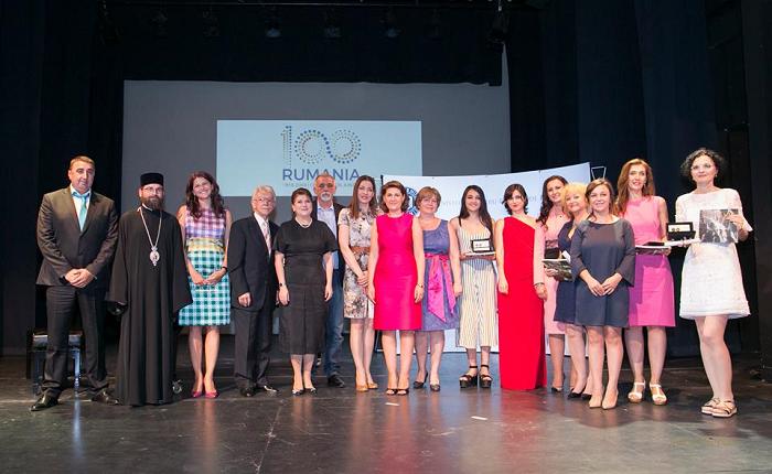 Gala ''100 pentru Centenar'' - la Madrid. 10 români din Spania, premiaţi cu distincții simbolice