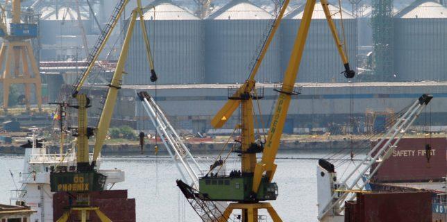 Garda de Coastă: 500 de tone de deşeuri din Germania, oprite în Portul Constanţa
