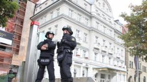 Germania Poliția a izolat zona din jurul unui hotel din Leipzig după o amenințare teroristă-1