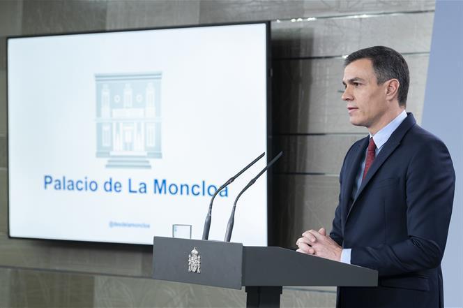 Guvernul spaniol a declarat ''stare de alertă'' timp de 15 zile pe motivul coronavirusului
