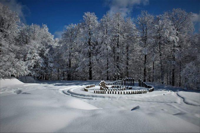Hunedoara: Programul de vizitare al cetăţii Sarmizegetusa Regia s-a modificat pentru perioada de iarnă