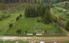 IGJR: Dosar penal pentru distrugerea porţii de la cimitirul din Valea Uzului