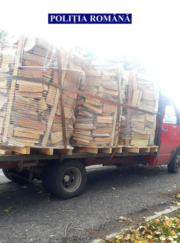IGPR: Aproape 750 de controale pentru protejarea fondului forestier, în ultima săptămână