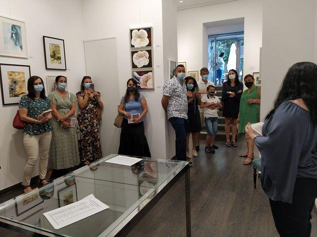 INVITAȚIE LA EXPOZIȚIE - El arte del alma rumana (Arta sufletului românesc), la Galeria Ulmacarisa în Madrid 1