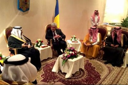 Ia - ambasador pentru România / Ia de la Gostinu, admirată de emiri în Arabia Saudită