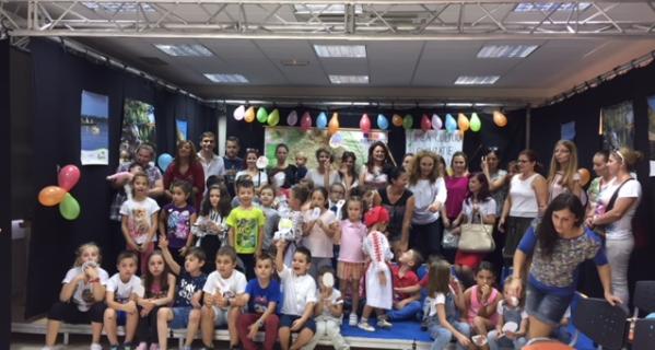 Inaugurarea celui de-al zecelea an al cursului de limbă cultură și civilizație românească LCCR la Arganda del Rey