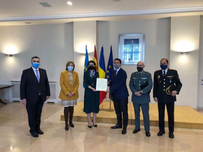Inaugurarea oficială a Consulatului onorific al României în Asturias