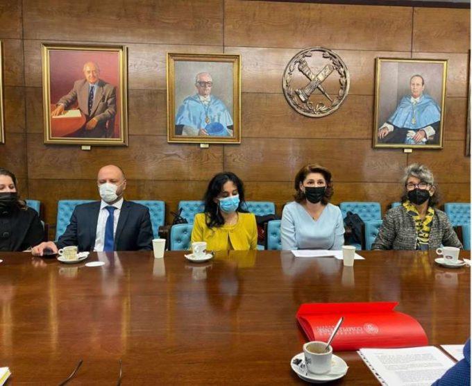 Inaugurarea unui nou Lectorat de limba română în Spania, în cadrul Universităţii Complutense din Madrid