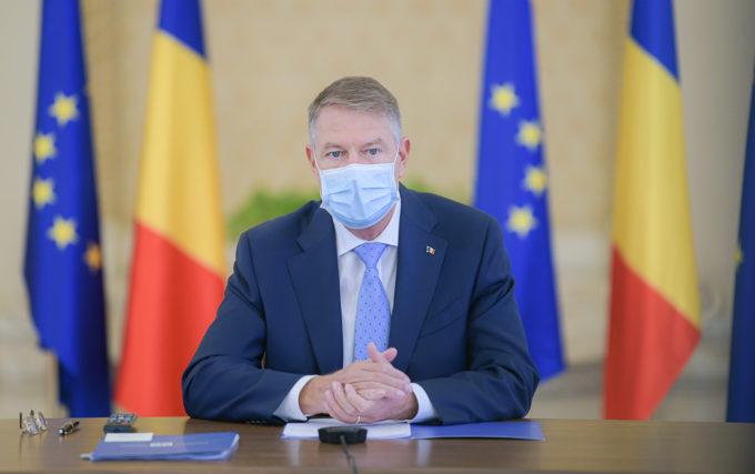 Incendiu Neamţ/Iohannis: O imensă tragedie; este important să se afle rapid cum a fost posibil un astfel de incendiu