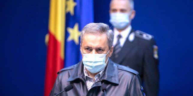 Incendiu Piatra Neamţ/MAI: Marcel Vela a convocat o şedinţă operativă; cei vinovaţi să fie traşi la răspundere