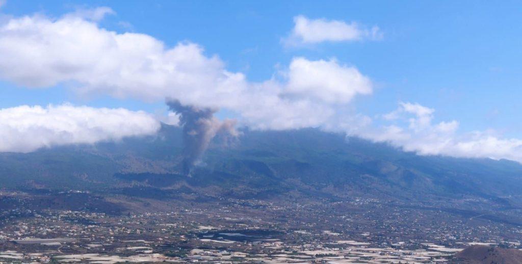 Informații de interes pentru românii din zonele afectate de erupția vulcanică din insula La Palma (Insulele Canare)