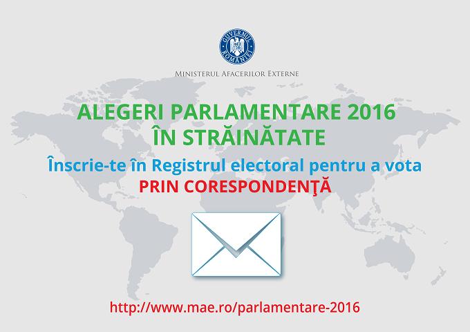 Información para los ciudadanos rumanos de Fuenlabrada sobre el procedimiento para votar en las elecciones legislativas de 2016