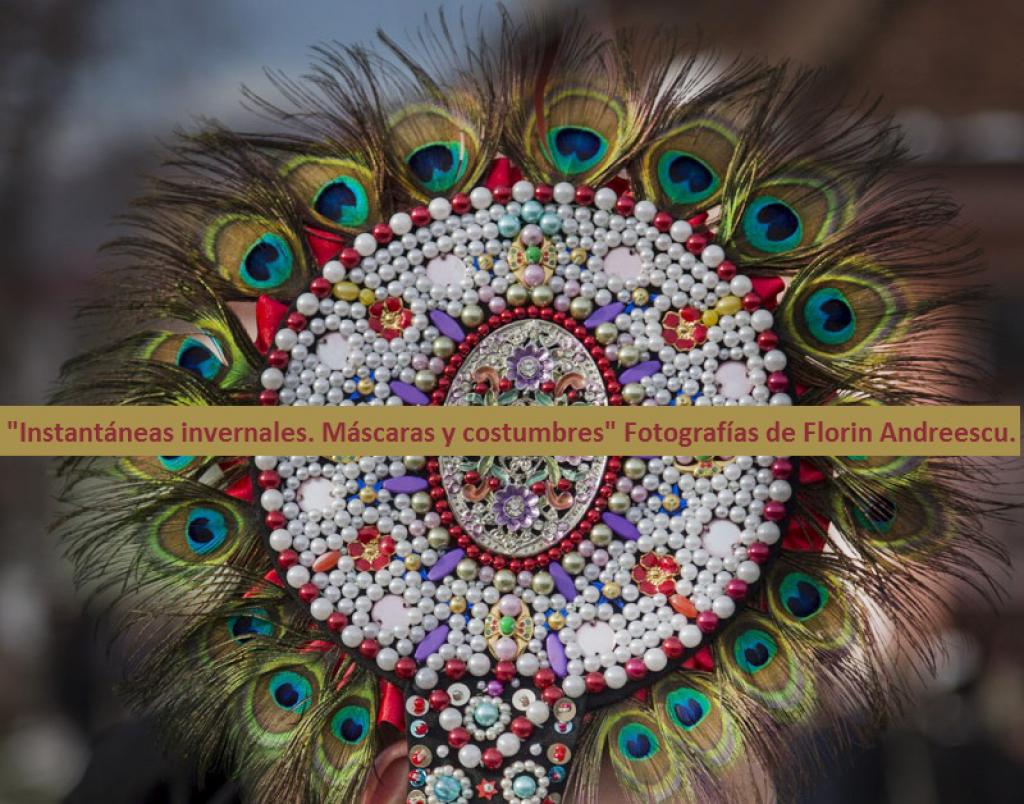 Instantáneas invernales. Máscaras y costumbres Fotografías de Florin Andreescu