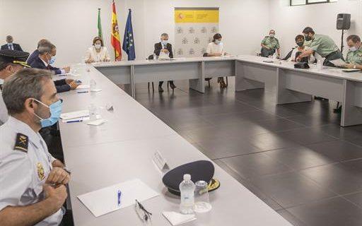 Interior prorroga el Plan del Campo de Gibraltar hasta diciembre de 2021 y lo extiende a otras provincias