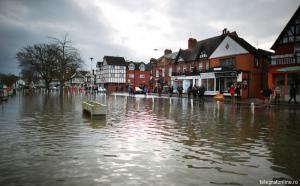 Inundații în Marea Britanie: David Cameron promite desfășurarea unor trupe suplimentare