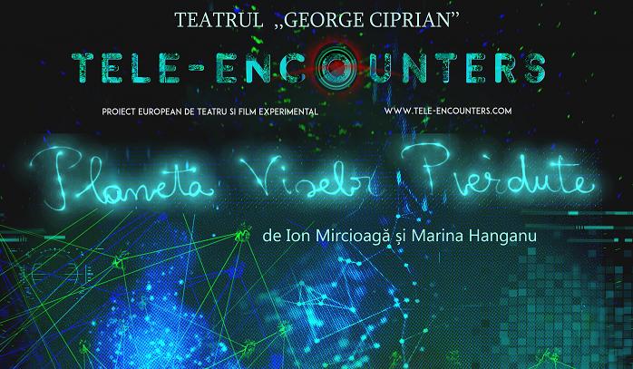 Invitație pentru românii din Spania la spectacolul Planeta Viselor Pierdute, Centro Párraga (Murcia)