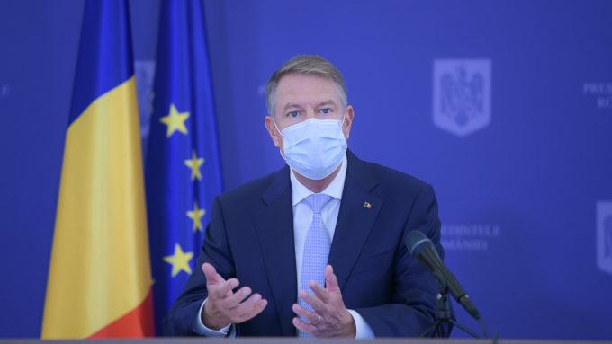 Iohannis: Am iniţiat câteva contacte cu alte state pentru un posibil transfer de pacienţi în cazul supraaglomerării spitalelor