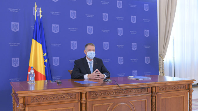 Iohannis: Certificatul de vaccinare ar trebui utilizat pentru scopuri medicale