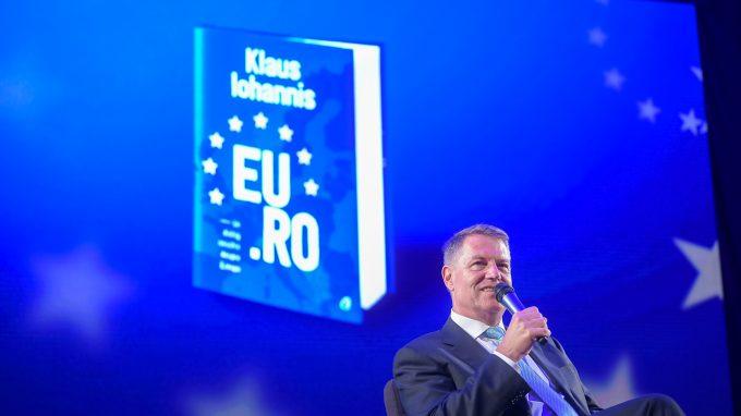 Iohannis - Duminică seară vom şti dacă a câştigat România europeană sau România antieuropeană