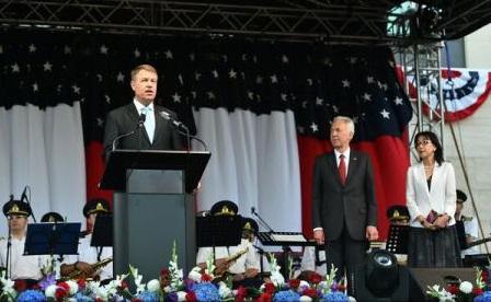 Iohannis: După întâlnirea cu președintele Trump, relația dintre România și SUA e mai puternică decât oricând