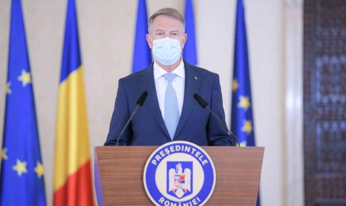 Iohannis: Ne propunem ca 5 milioane de persoane să fie vaccinate la 1 iunie, 6 milioane - la 1 iulie, 7 milioane - la 1 august