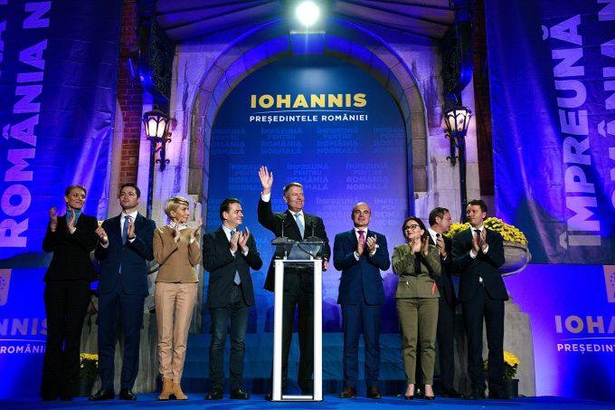 Iohannis: PSD împroaşcă venin, minciuni şi fake-news