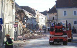 Iohannis: România e solidară cu Croaţia, după cutremurele care au lovit ţara din Balcanii de Vest