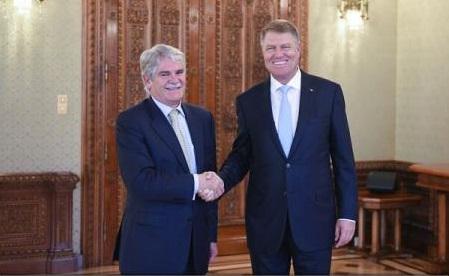 Iohannis: România sprijină ferm suveranitatea și integritatea teritorială ale Spaniei