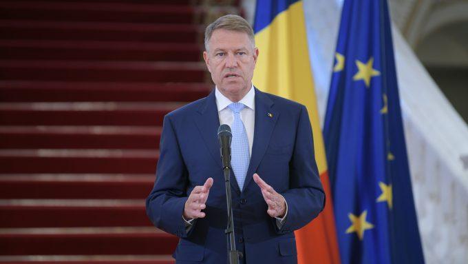 Iohannis: Societatea românească are nevoie de proba solidarităţii şi responsabilităţii fiecărui cetăţean, indiferent de etnie