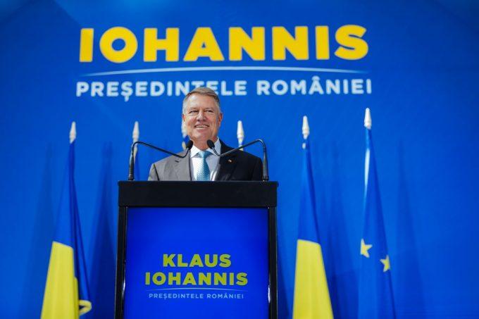 Iohannis, proeuropean şi apărător al statului de drept (agenţii internaţionale de presă)