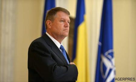 Iohannis salută constituirea alianței de la Chișinău