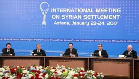 Iranul, Rusia și Turcia anunță că vor aplica împreună acordul de încetare a focului în Siria