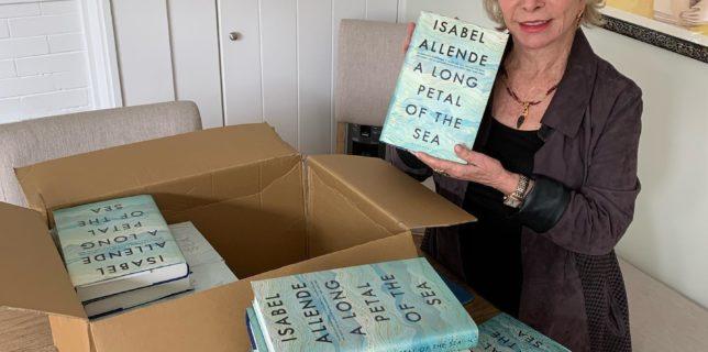 Isabel Allende, recompensată cu Premiul Liber 2020 pentru cea mai bună autoare hispano-americană
