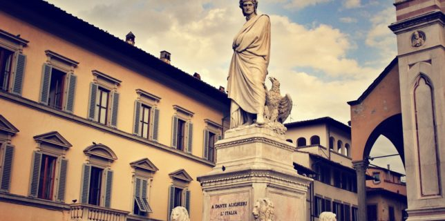 Italia a comemorat 700 de ani de la moartea marelui poet Dante Alighieri