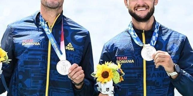 JO 2020 - Canotaj: România a cucerit argintul la dublu rame masculin