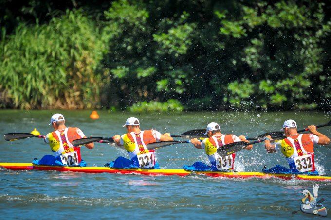Kaiac-canoe: România a obţinut patru medalii de argint la Europenele de juniori şi Under-23