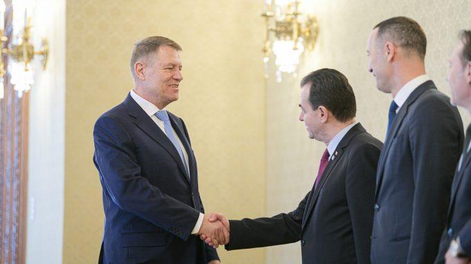 Klaus Iohannis îl propune din nou pe Ludovic Orban prim-ministru