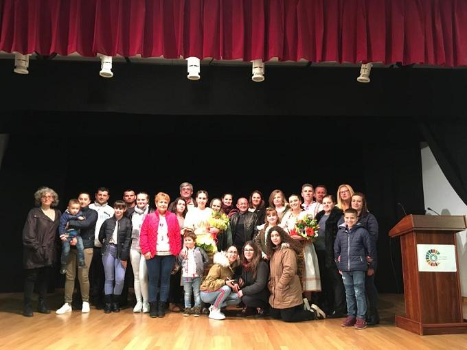 La Comunidad Rumana de Pechina protagonista del Día Internacional de la Lengua Materna