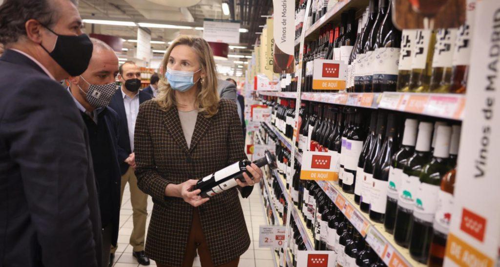 La Comunidad de Madrid mantiene su apoyo a los productores de vino de Madrid con Denominación de Origen