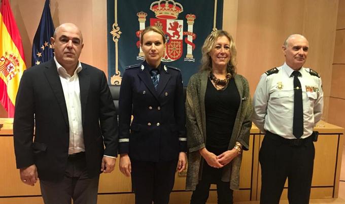 La Policía Nacional de Rumanía vuelve a Canarias, en el operativo especial para la temporada turística alta
