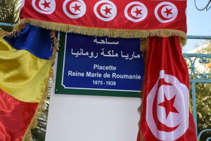 La Tunis a fost inaugurată ''Piaţeta Regina Maria a României''