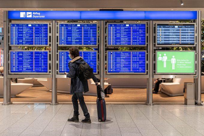 La sosirea pe aeroporturile din Germania va fi necesar un test pentru COVID-19