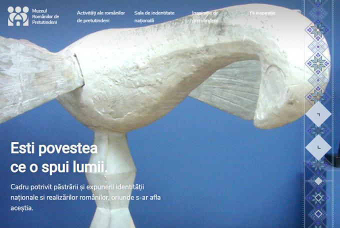 VIDEO: Lansarea noului format al Muzeului Românilor de Pretutindeni