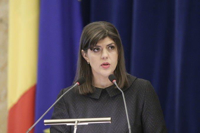 Laura Codruţa Kovesi prezintă joi în comisii ale Parlamentului European cum va funcţiona EPPO