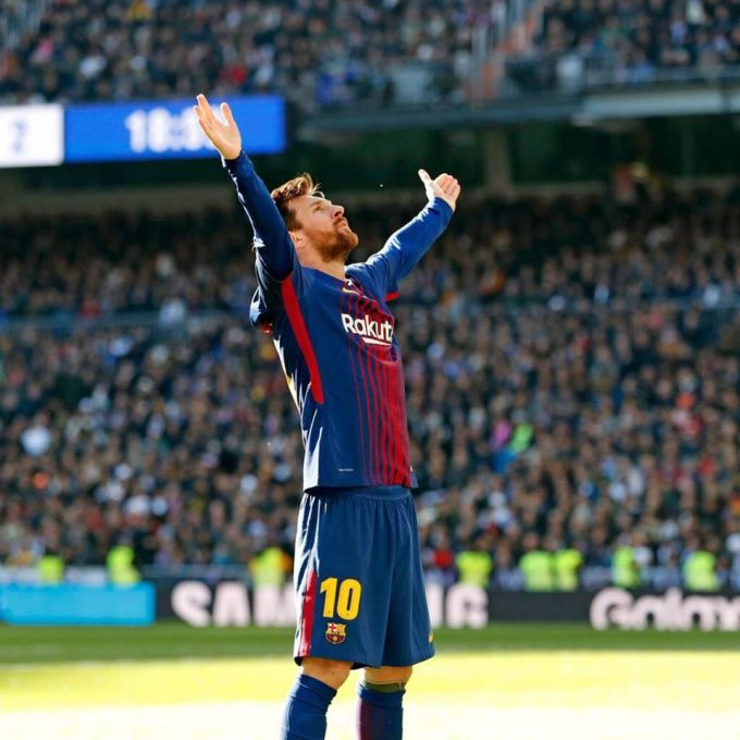 VIDEO: Lionel Messi, cel mai bun fotbalist al planetei, potrivit unei prestigioase anchete a publicației The Guardian