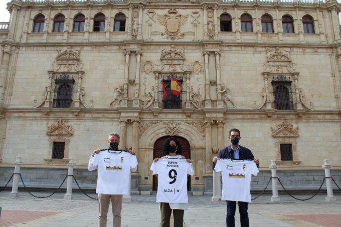 Los escolares complutenses diseñarán la tercera equipación de la RSD Alcalá